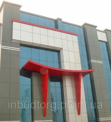 Алюминиевая композитная панель 1,25+5,8 (7,25 м2) 3 мм в ассортименте  - ИнБудТорг в Днепре