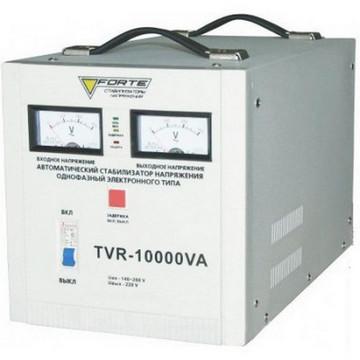 Релейний стабілізатор напруги FORTE TVR-10000VA 7000Вт