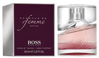 Женская парфюмированная вода Hugo Boss Essence de Femme (благородный фруктово-цветочный аромат)