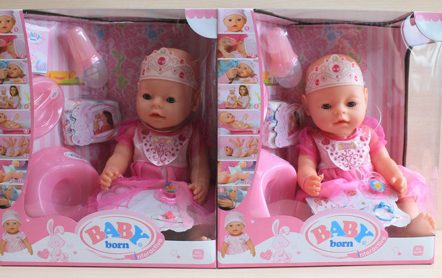 кукла беби борн купить в интернет магазине style-baby.com