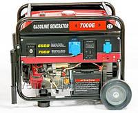 Бензиновый генератор Weima WM7000E ATS б/ 7,0Квт, 1фаза, двиг.WM190FE-16л.с.