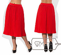 Стильная женская юбка Батал н-202469