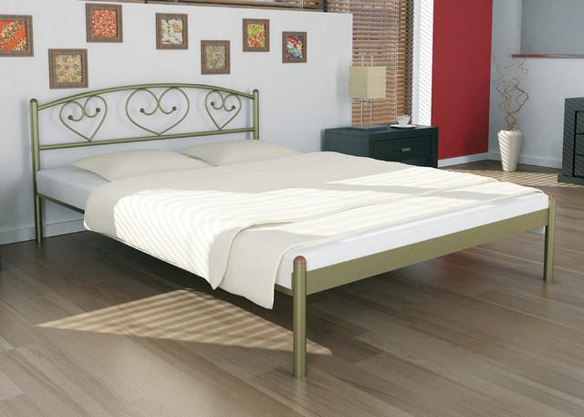 Кровать металлическая Дарина / darina, фабрика Метакам