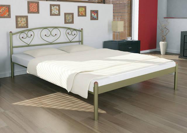Кровать металлическая Дарина / darina, фабрика Метакам, фото 2
