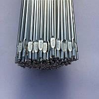 Прутки присадочные ER4043 (AlSi-5, АК-5) для аргонодуговой сварки алюминия и его сплавов ф1,6 - 4,0мм 0,5кг