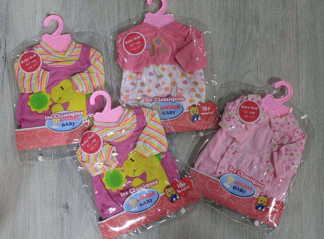 одежда пупс беби борн купить в интернет магазине style-baby.com