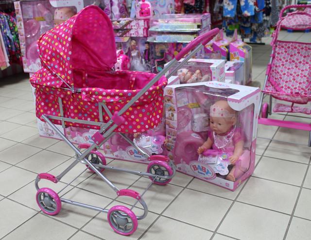 коляска к кукле беби борн купить в интернет магазине style-baby.com