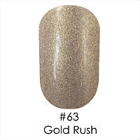Гель лак 63 Gold Rush Naomi 12ml