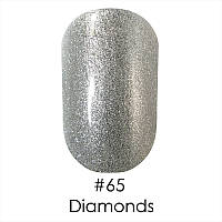 Гель лак 65 Diamonds Naomi 12ml