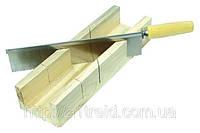 Стусло с пилой деревянное
