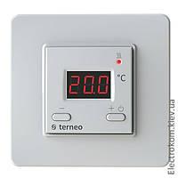 Терморегулятор комнатный Terneo vt со встроенным датчиком, 0...+35 С, 220-230 V AC