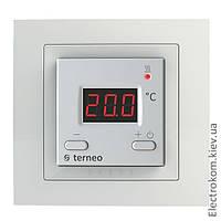 Терморегулятор комнатный Terneo vt unic со встроенным датчиком, 0...+35 С, 220-230 V AC