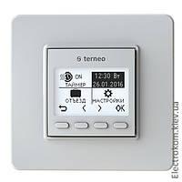 Терморегулятор для тёплого пола Terneo pro с недельным программатором и встроенным датчиком, +5...+35 С, 220-230 V AC