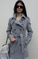 Пальто женское весеннее с утеплителем Д 35