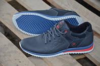 Мужские кожаные кроссовки Ecco  Biom 15 BLUE, фото 1