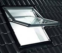 Мансардное окно ROTO 74/118 см деревянное R7