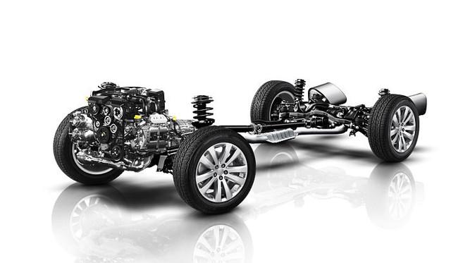 Система подвески и аммортизации к автомобилю Hyundai, KIA