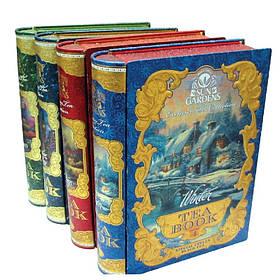 Чай Sun Gardens Tea Book Осень, Зима, Лето, Весна в Лондоне