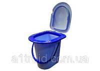 Ведро-туалет, 17 л