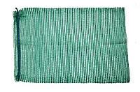 Сетка-мешок для упаковки капусты с завязкой, зеленая, 45х75 см, до 30 кг