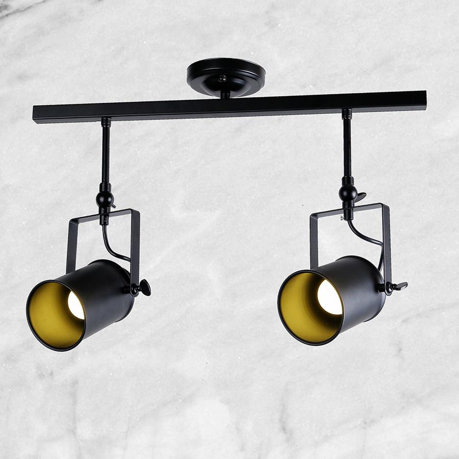 Люстра-прожектор (61-SD02-2 BK)
