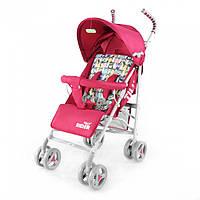 Коляска прогулочная TILLY Rider BT-SB-0002 CRIMSON, коляска для девочки