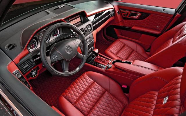 Внутренная отделка к автомобилю Рено / Дача Логан