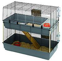 Ferplast Rabbit 120 Double Двухэтажная клетка для кроликов