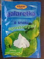 Желе Galaretka Kraw Pak виноград 90г