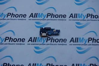 Шлейф для Asus ZenFone Go (ZC500TG),коннектора зарядки,микрофона,с компонентами