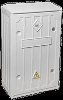Корпус полиэстерный ЩМП 640х400х205 мм УХЛ1 IP54