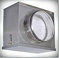 Фильтр бокс вентиляционный пылевой (жировой)  Ø200