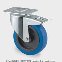 Колеса для аудио-видео оборудования с тормозом