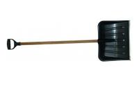 Лопата для снега расскладная автомобильная, 310 х 345 мм