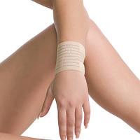Бандаж на лучезапястный сустав эластичный  8502 люкс (Med textile)