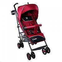Прогулочная коляска-трость CARRELLO Costa CRL-1409 Magic Crimson