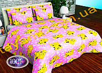 Детский комплект постельного белья в кроватку №дсм22