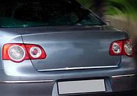 Накладка на кромку багажника Volkswagen Passat B6