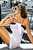 Платье-парео для пляжного отдыха Marko M 241 MIA (bianco)