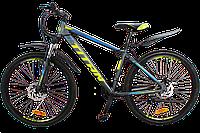 """Велосипеды TM Titan горные, алюминиевая рама Expert 26"""" Титан бесплатная доставка"""