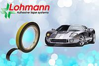 Двухсторонняя автомобильная клейкая лента Lohmann Duplocoll 21135, 10мм х 5м х 0,9 мм для монтажа молдингов