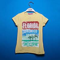 Детские футболки для девочек 5-8 лет, Детская одежда футболка