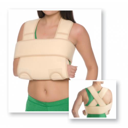 Бандаж на плечевой сустав согревающий Med textile 8011 люкс