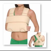 Бандаж на плечевой сустав согревающий  8011 люкс (Med textile)