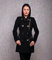 Кашемировое женское пальто со скидкой Д 35