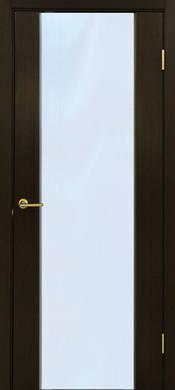 Двери Премьера ОМиС шпон натуральный стекло