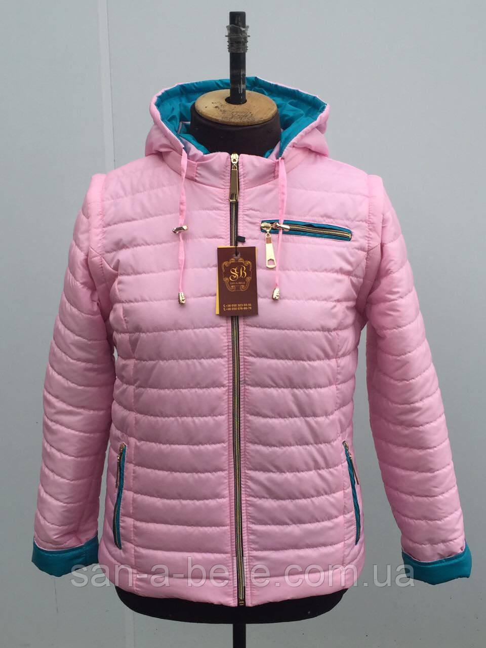3b7f486d97a Куртка-трансформер женская
