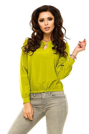 Ж173 Блузка женская в расцветках , фото 2
