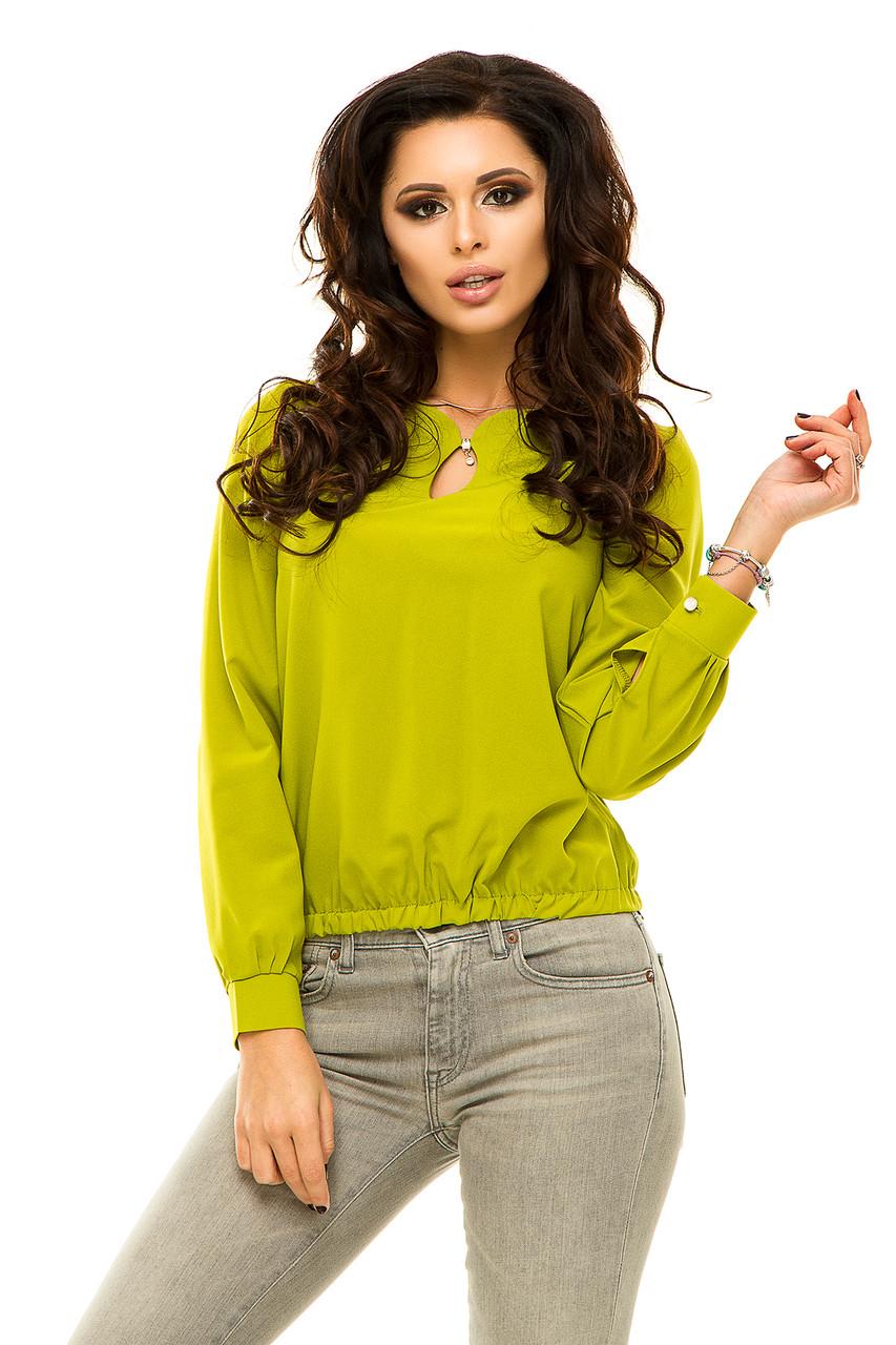 Ж173 Блузка женская в расцветках