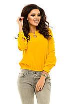 Ж173 Блузка женская в расцветках , фото 3